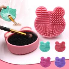 makeupbrushcleaner, siliconebrushcleaner, lovely, Beauty tools