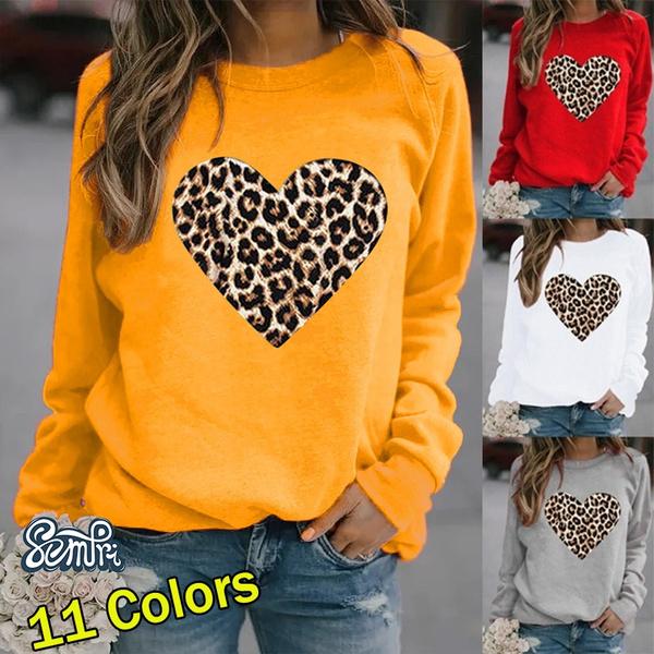 Heart, Fashion, Long Sleeve, street style