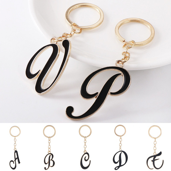 Keys, letternamekeyholder, Key Chain, Gifts