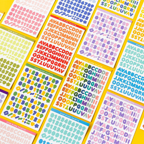 srapbooking, Toy, alphabetsticker, alphabet