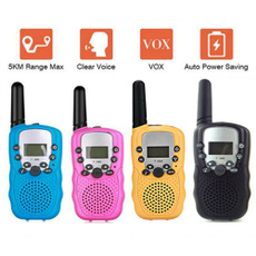Toy, portable, Gifts, walkietalkie