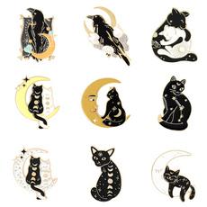 wizardpin, Jewelry, Gifts, witchcraft