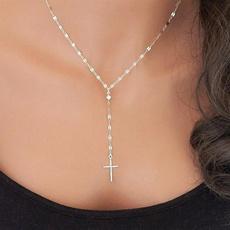 Fashion, Jewelry, Cross Pendant, Vintage