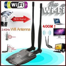 wlan, usb, Antenna, Adapter