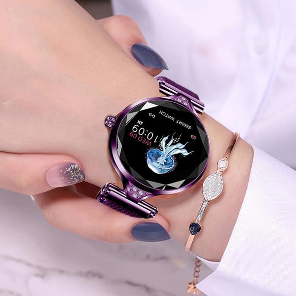 Heart, Fashion, Waterproof, Watch