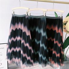 Fashion Skirts, femaleskirt, Fashion, Pleated