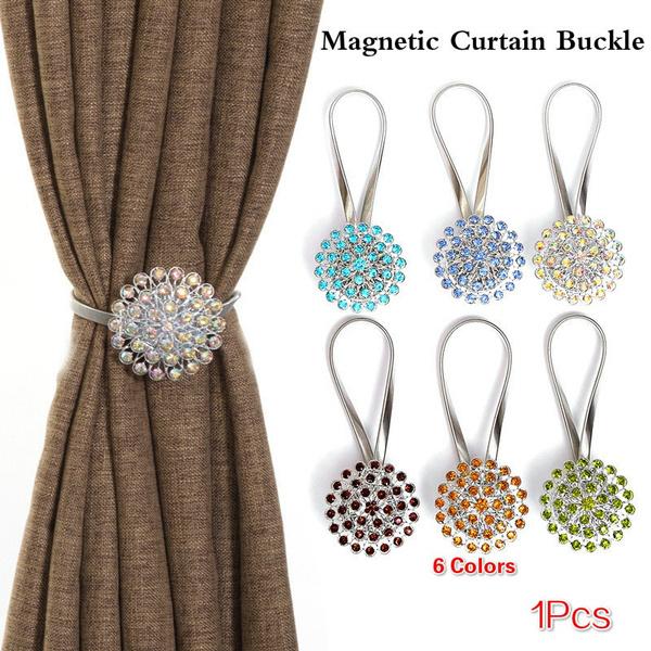 Magnet, DIAMOND, curtaindecoration, curtaintie