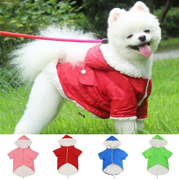 dog coat, Winter, pet outfits, Pets