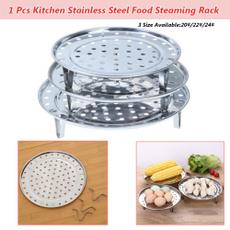 Steel, Kitchen & Dining, Stainless Steel, steamershelf