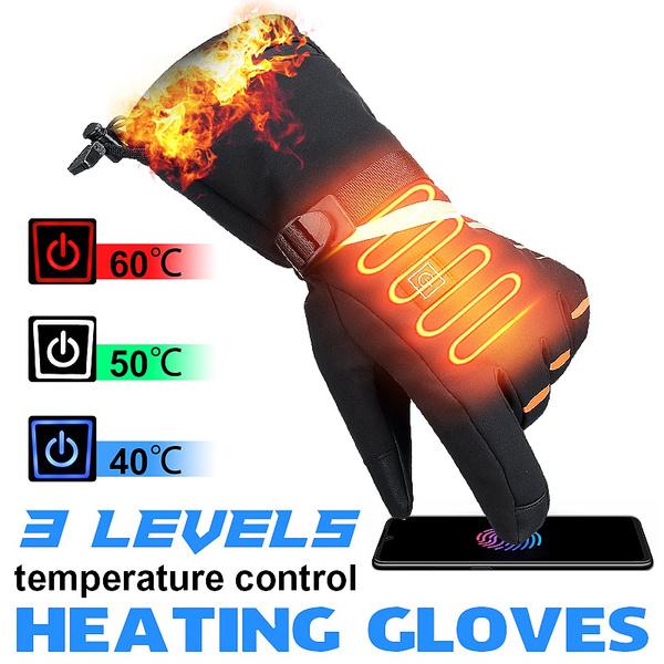 heatingtglove, Touch Screen, warmglove, Winter