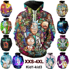 3D hoodies, Plus Size, hooded, Sports & Outdoors