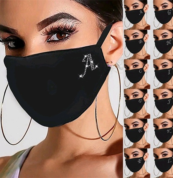 maskforface, Bling, blackmask, sequinmask