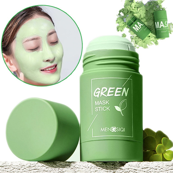 greenteamask, facecleaningmask, mudmask, Beauty