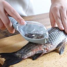 kitchencookingtool, Scales, fishscalecleaner, fishcleaning