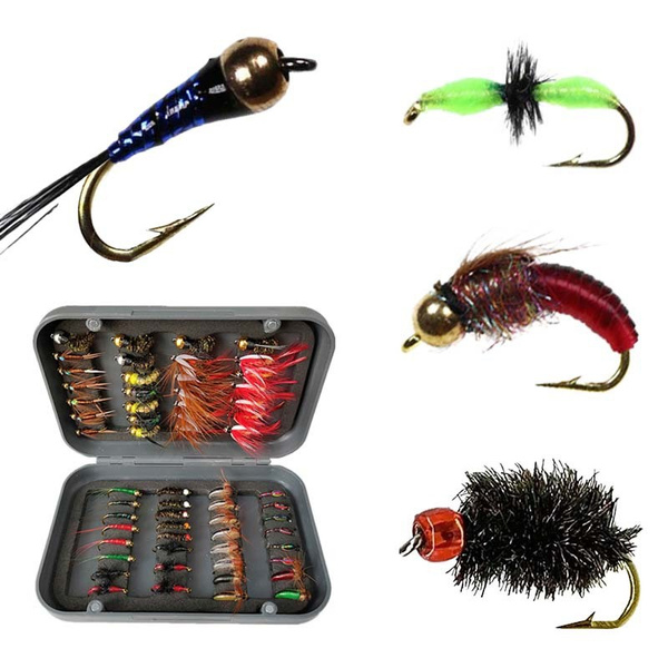 Box, artificialbait, fishingbait, Outdoor Sports