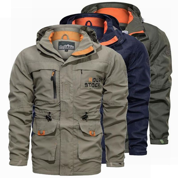 waterproofjacket, Spring/Autumn, hoodedjacket, Spring