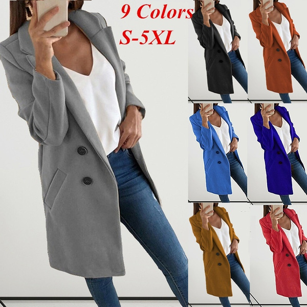 winterjacke, Casual Jackets, Plus Size, Spring