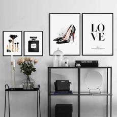 fashionmakeupbrush, art, Wall Art, Home Decor