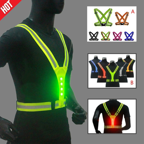 Vest, safetyharne, Cycling, warningharne