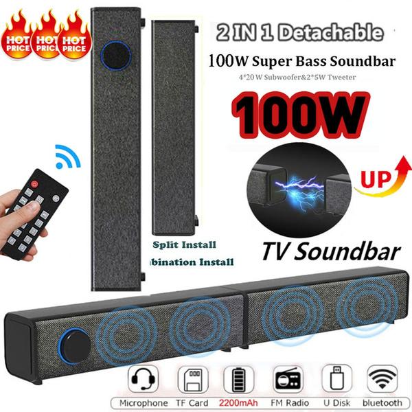 hometheatersoundbar, Home & Living, bluetooth speaker, soundbarfortv
