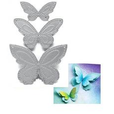 butterfly, Scrapbooking, cuttingdiesset, metalcuttingdie