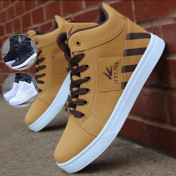 hightopsneaker, skateboardshoe, Sneakers, Lace