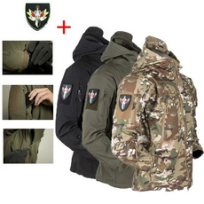 Army, tacticalmilitaryjacket, Plus Size, camping