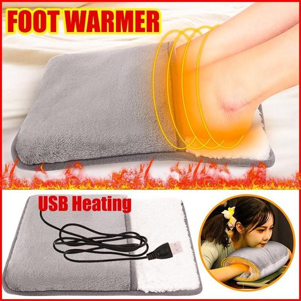 footinsulation, usbpowerheating, usbheatingpadmat, usbelectricfootwarmer