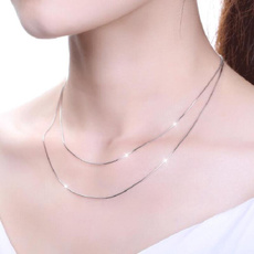 Sterling, Chain Necklace, Fashion necklaces, Jewelry