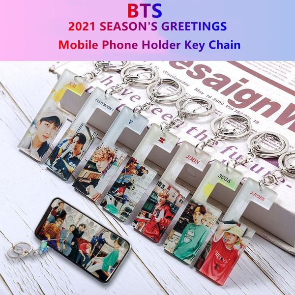 K-Pop, btsphoneholder, keyringkeychain, phone holder