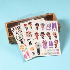 K-Pop, cute, phonesticker, Gifts