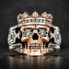 yellow gold, King, Fashion, Jewelry