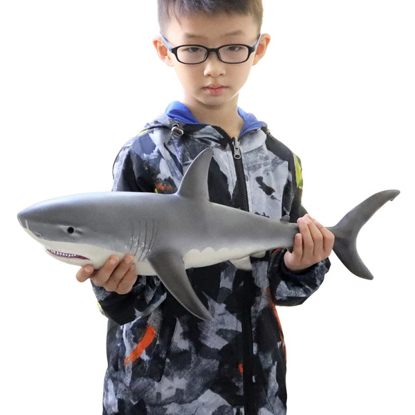 sealife, Shark, Toy, female model