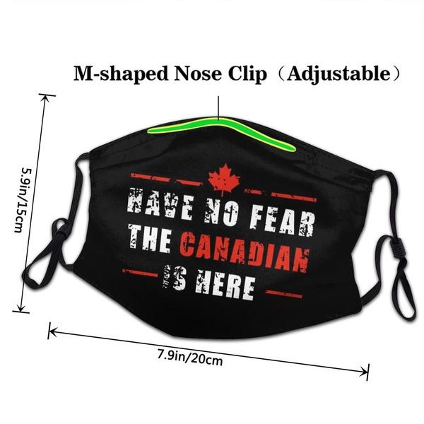 Canada, dustmask, nofear, respirator