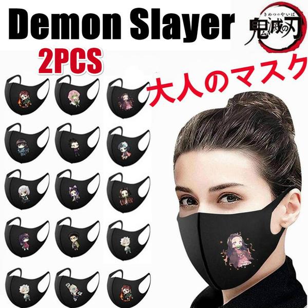 scary, Anime & Manga, dustproofmask, blackmask