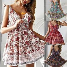 Summer, Shorts, Dress, summer dress