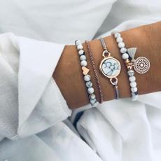 Charm Bracelet, Heart, Fashion, heart charm
