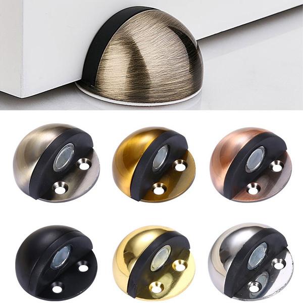 Steel, suctiondoorstop, Door, anticollision