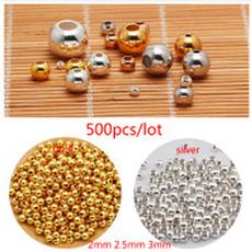 beadsforjewelrymaking, Jewelry Accessory, Jewelry, 18kgoldplatedbead