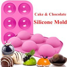 hotchocolatebomb, Baking, chocolatemould, Silicone