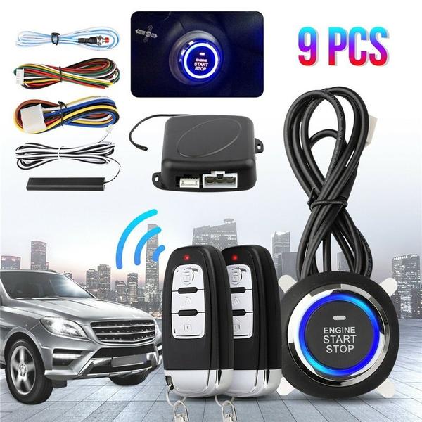 Remote, alarmsystem, Cars, alarmsensor