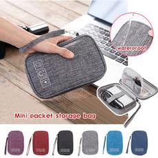 Mini, travelcablebag, Bags, digitalbag
