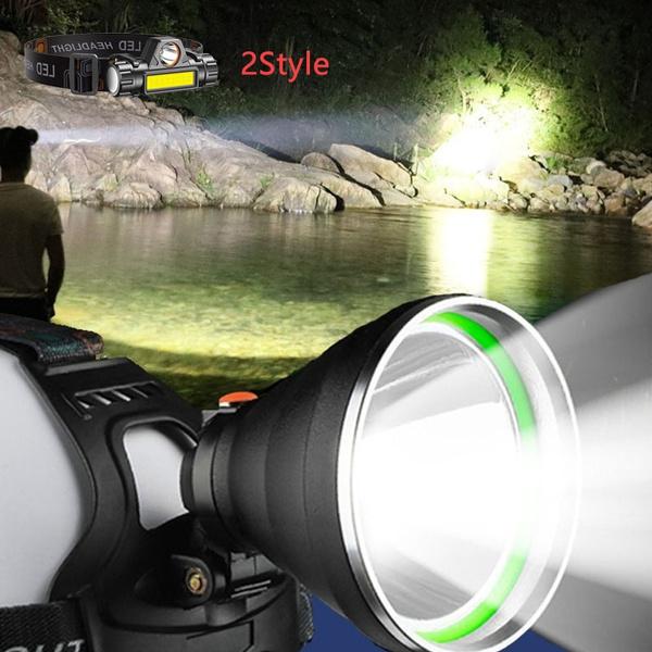 superbrightlamp, Flashlight, Head, led