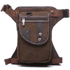 legbag, Shoulder Bags, hikingbag, Canvas