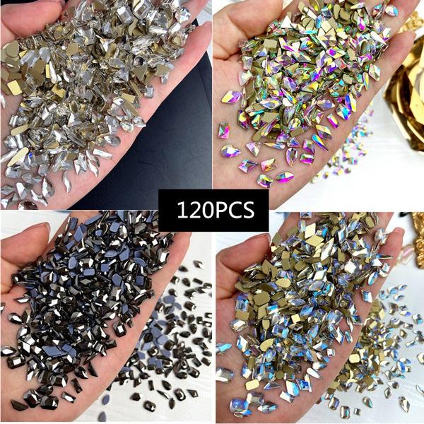 nail decoration, decoration, nail stickers, DIAMOND