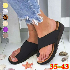casual shoes, Flip Flops, Plus Size, Womens Shoes