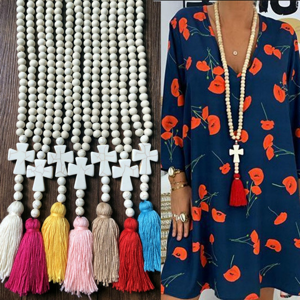 Fashion, Cross necklace, Chain, necklace for women