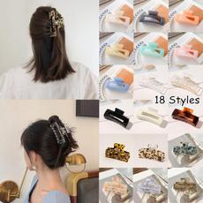 Barrettes, headwear, hairclamp, hairclaw
