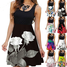 dressforwomen, Plus Size, Necks, Dress