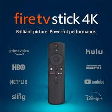 Television, Remote Controls, firestick, TV